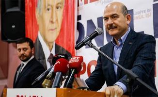 İçişleri Bakanı Süleyman Soylu'dan Çanakkale Destanı Açıklaması