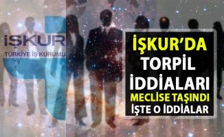 İŞKUR'da torpil iddiaları meclise taşındı!..İŞKUR açık iş ilanları!..
