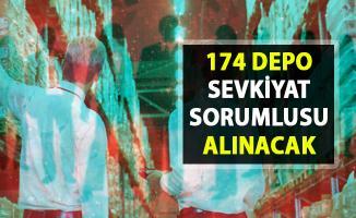 İŞKUR yeni iş ilanları yayınlandı! 174 depo sevkiyat sorumlusu personel alımı yapılacaktır!..
