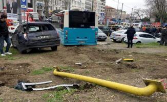 İstanbul'daki Facianın Detayları: Otobüs Yaralıları Ezerek İlerledi