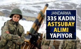 jandarma Genel Komutanlığı 335 Astsubay Alımı Yapıyor