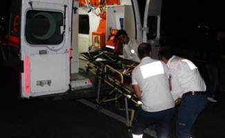 Kars'ta Korkunç Trafik Kazası ! Çok Sayıda Yaralı Var