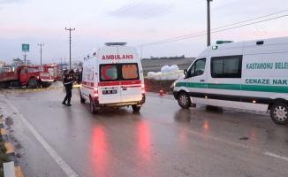 Kastamonu'dan Acı Haber- 3 Komando Uzman Erbaş Şehit Oldu, 2 Kişi Yaralandı