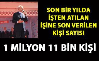 Kılıçdaroğlu, büyüyen işsizlik rakamları'nı beka sorunu olarak gösterdi