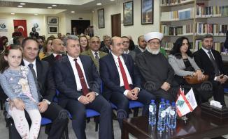 Lübnan'da İstiklal Marşı'nın kabulü ve Mehmet Akif Ersoy'u anma etkinliği düzenlendi