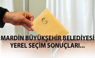 Mardin Yerel Seçim Sonuçları Belli Oldu- Mardin 31 Mart 2019 Yerel Seçim Oy Oranları