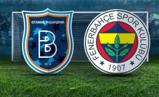 Medipol Başakşehir- Fenerbahçe Maçı Kaç Kaç Bitti? Medipol Başakşehir- Fenerbahçe Maç Özeti Tıkla İzle
