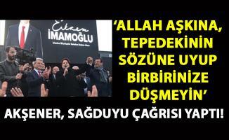 Meral Akşener: Tayyip bey Türkiye geneline aday