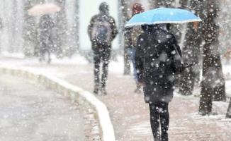 Meteoroloji'den Flaş Uyarı- Kar Yağışı Bekleniyor- Hangi İllere Kar Yağacak?