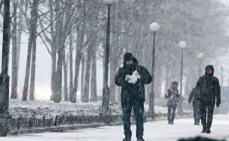 Meteoroloji'den hava durumu uyarısı! Yoğun kar yağışı ve yağmur geliyor
