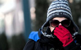 Meteoroloji'den Önemli Uyarı ! Dondurucu Soğuk Geliyor: İşte O İller