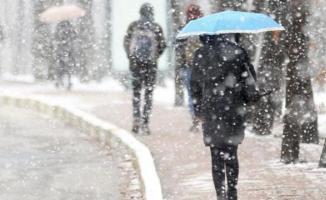 Meteoroloji'den Önemli Uyarı: Kar Yağışı Geliyor (Bu İllerde Yaşayanlar Dikkat)