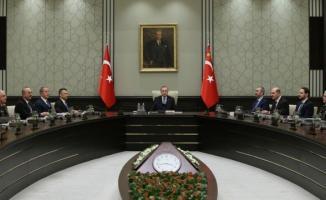 Milli Güvenlik Kurulu Toplantısı Sona Erdi- MGK Bildirisi Yayınlandı