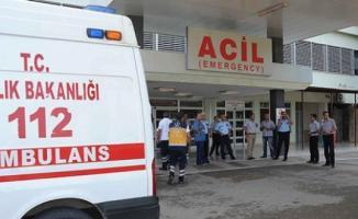 Muhtarlık İki Aile Arasında Kavga Çıktı: 5 Yaralı 7 Gözaltı