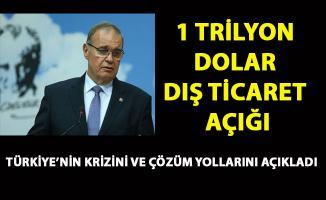 Öztrak, Türkiye'nin ekonomik krizin sebepleri hakkında çok çarpıcı bilgiler paylaştı