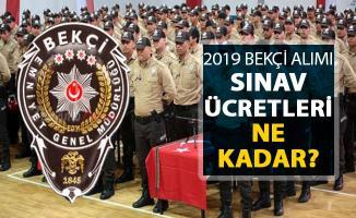 Polis Akademisi Başkanlığı EGM 8 Bin Bekçi Alımı Sınav Ücreti Ne Kadar?