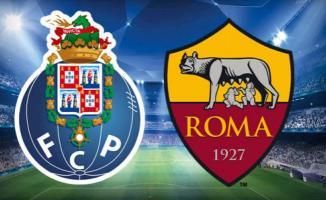 Porto- Roma Maçı Kaç Kaç Bitti? Porto- Roma Maç Sonucu- Porto- Roma Tıkla Özet İzle- Porto Roma Kaç Kaç?