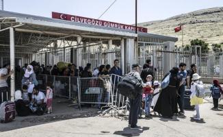 Resmi Sayı Açıklandı ! Suriyeliler Evlerine Dönüyor
