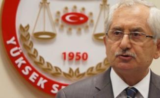 Seçim Güvenliği Hakkında YSK Başkanı Güven'den Açıklama
