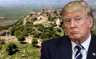 Son Dakika Haberi... Trump, Golan Tepeleri Kararnamesini İmzaladı