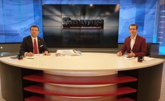 Ülke TV İmamoğlu'nu Konuk Aldı Söz Hakkı Tanımadı