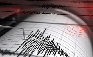 Van'da Korkutan Deprem- AFAD ve Kandilli Son Depremler Listesi