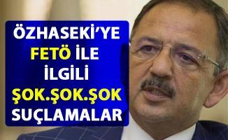 Veli Ağbaba Özhaseki'nin FETÖ'nün Kayseri'deki bir numaralı başı olduğunu iddia etti