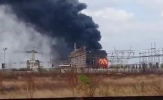Venezuela'da Elektrik Santralinde Patlama Meydana Geldi