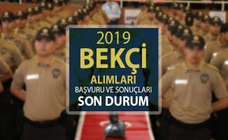 2019 İzmir Bekçi Alımı - EGM Bekçi Alımı Başvurularında Son Durum Nedir? Bekçi Alımı Sınavı Ne Zaman?