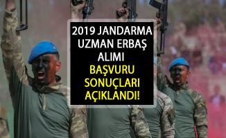 2019 Jandarma Uzman Erbaş Alımı Başvuru Sonuçları Yayınlandı! Sınavda Hangi Belgeler İsteniyor?
