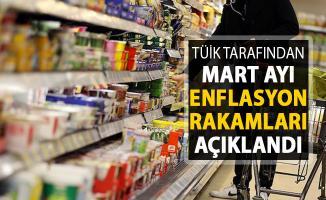 2019 Mart Ayı Enflasyon Rakamları TÜİK Tarafından Açıklandı
