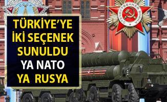 ABD ile Türkiye arasında NATO ve Rusya seçeneği gerilimi!