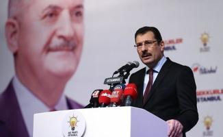 """Ak Parti: """"İstanbul için olağanüstü itiraz hakkımızı kullanacağız"""""""