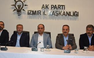 AK Parti İzmir'de Teyamül Yoklaması Başladı