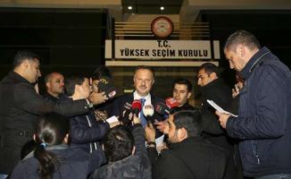 Ak Parti YSK Temsilcisi Özel'den Flaş İstanbul Kararı Açıklaması