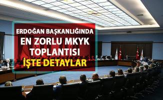 AKP MKYK toplantısı! AK Parti yönetiminde değişiklik yapılacak mı?