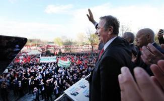 Ankara Büyükşehir Belediye Başkanı Mansur Yavaş İlk İstifayı İstedi