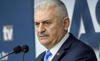 Binali Yıldırım'dan CHP Lideri Kılıçdaroğlu'na Geçmiş Olsun Mesajı