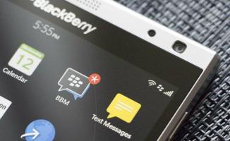 Blackberry Messenger Kapatılıyor!