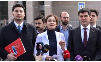 CHP'den Binali Yıldırım ve Ali İhsan Yavuz'a Suç Duyurusu