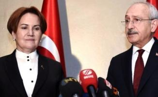 CHP Lideri Kılıçdaroğlu ve İYİ Parti Lideri Akşener Seçim İptalini Görüştü
