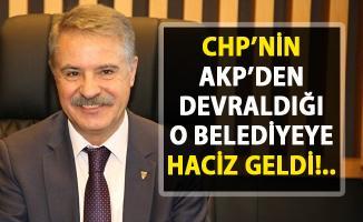 CHP'nin AKP'den devraldığı Atakum Belediyesi'ne haciz geldi