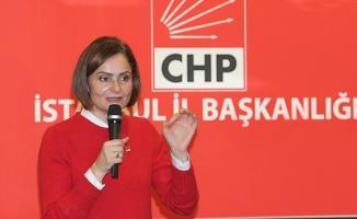 CHP'li Kaftancıoğlu'ndan Son Dakika…  İstanbul Seçimi Açıklaması!