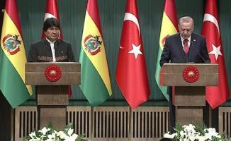 Cumhurbaşkanı Erdoğan: Dünyada Aşırı Sağ Ve İslam Düşmanı Saldırılarından Endişe Duyduğumuzu Belirtmek İstiyoruz