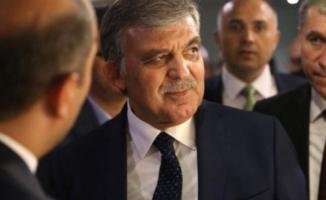 Cumhurbaşkanlığı'ndan Abdullah Gül Hakkında Flaş Karar!