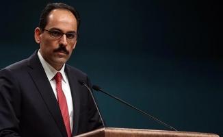 Cumhurbaşkanlığı Sözcüsü Kalın'dan 'Erdoğan İçin Sonun Başlangıcı' Söylemi Hakkında Açıklama