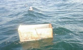 Deniz Dibi Temizliğinde Çıkanlar Şaşırttı