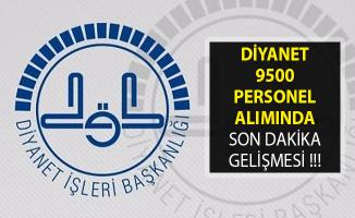 Diyanet İşleri Başkanlığı (DİB) 9500 Personel Alımı Yazılı Sınav Sonuçları Açıklandı