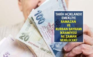 Emeklinin Ramazan ve Kurban Bayramları'nda Alacağı İkramiye Tarihleri Netleşti! İkramiye Ne Zaman Verilecek?