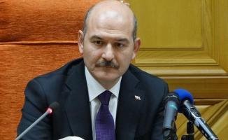 Ensar Vakfı'ndan İçişleri Bakanı Süleyman Soylu'ya Destek!